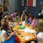 Atelier de mozaic pentru copii